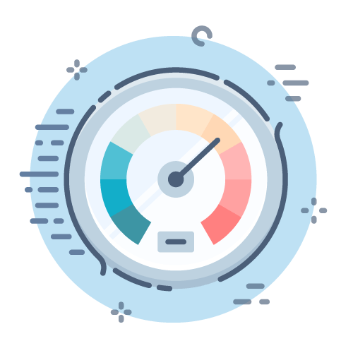 WordPress Maintenance Optimize Performance Icon
