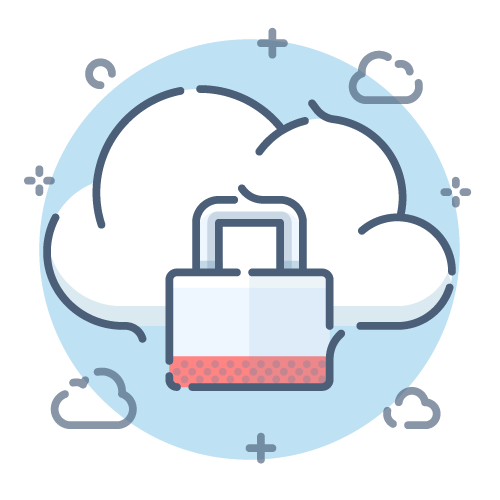 WordPress Maintenance Security and Backups Icon